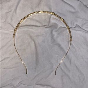 Accessories - Gold headband